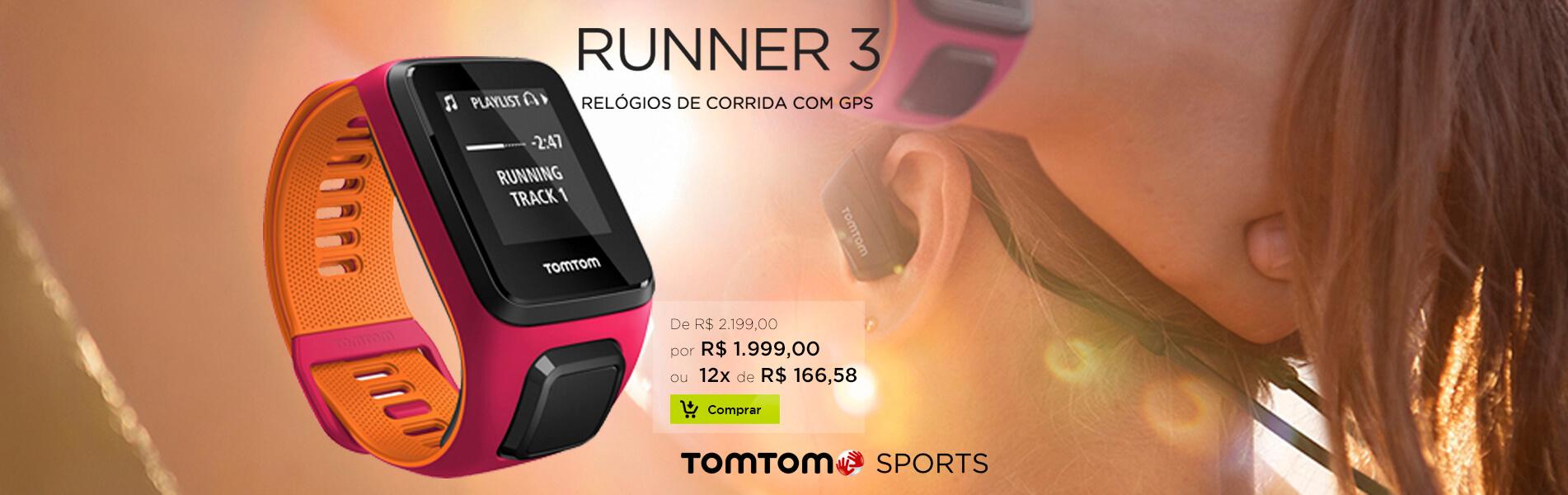 Runner 3 Rosa