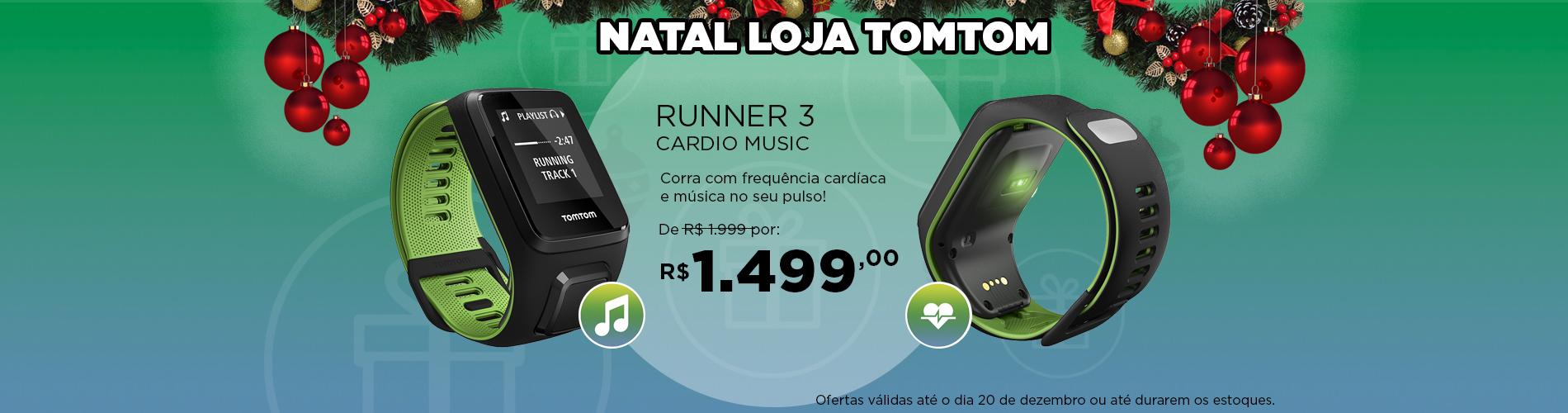 Runner 3 Cardio Music