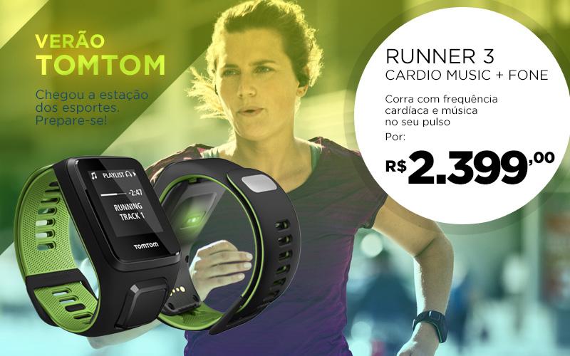 Runner 3 Cardio Music + Fone