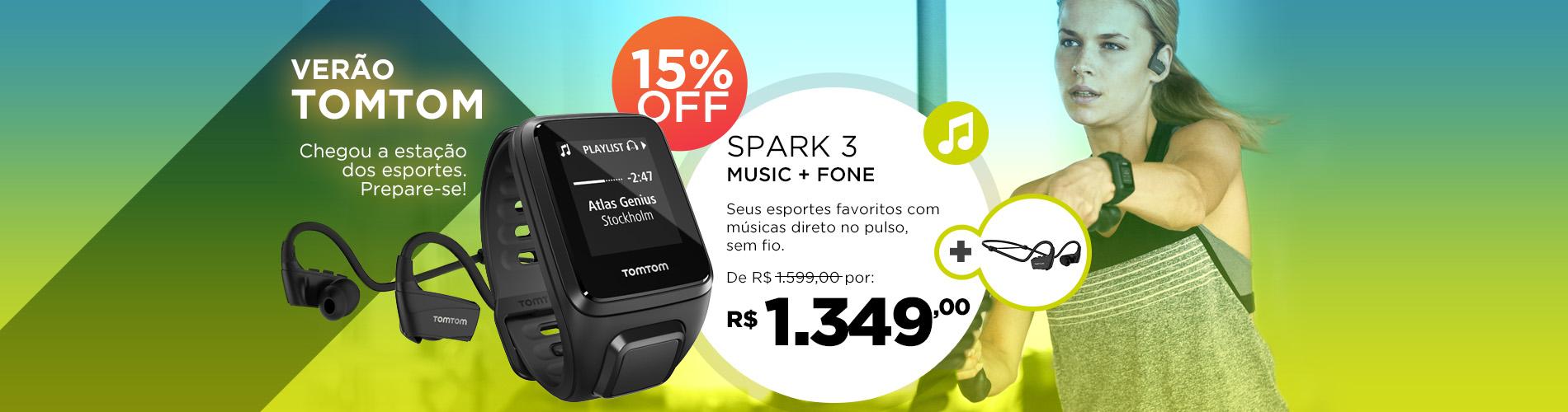 Spark 3 Music + Fone