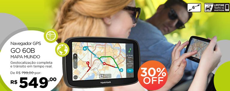 GPS 60B Mapa Mundo