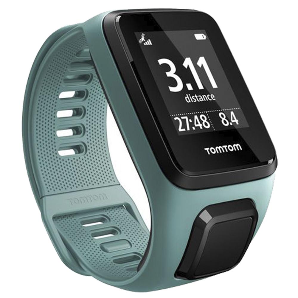 f0e0904edab Relógio TomTom Spark 3 Cardio com GPS