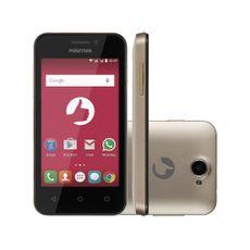 Smartphone Positivo S420 Dourado