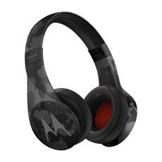 Fone-de-Ouvido-Motorola-Pulse-Escape--Sh013--Bluetooth-com-Microfone-e-Controles-Touch-Camuflado-Preto