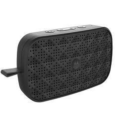 Caixa-de-Som-Motorola-Sonic-Play-100-Bluetooth-Estereo-Preto
