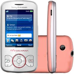 Celular--Sony-Ericsson-W100i-Walkman-5MB-Single-Android-Cam-2MP-Tela-2_2--MP3-Bluetooth-FM-Branco-e-Rosa