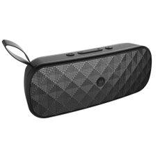 Caixa-de-Som-Motorola-Sonic-Play--275-Bluetooth-Estereo-FM-e-MicroSD-Preto