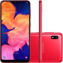 Smartphone-Samsung-Galaxy-A10-A105M-32GB-Cam-13MP-Tela-6_2--Wi-Fi-Vermelho