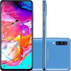 Smartphone-Samsung-Galaxy-A70-128Gb-6GB-RAM--Dual-Chip-4G-Android-9_0-Cam-Tripla-32MP-5-8-Tela-6_7---Wi-Fi-Azul