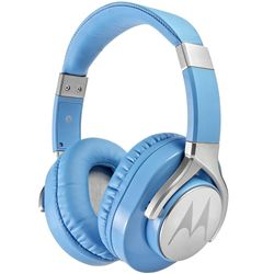 Fone-de-Ouvido-Motorola-Pulse-Max-SH004-Cabo-Destacavel-12m-com-Microfone-Azul