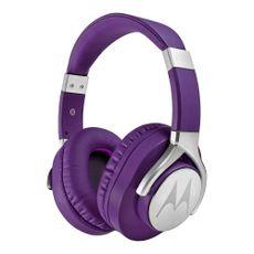 Fone-de-Ouvido-Motorola-Pulse-Max-SH004-Cabo-Destacavel-12m-com-Microfone-Roxo