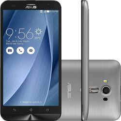 Smartphone-Asus-Zenfone-2-Laser-Ze601Kl-32Gb-2-Ram-4G-Dual-Chip-Android-5_0-13Mp-Tela-6_0-Wi-Fi-Prata