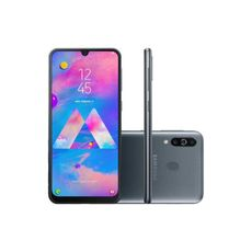 Smartphone-Samsung-Galaxy-M30-64GB-Tela-de-64--4G-Camera-Tripla-de-13_0-MP---5_0-MP---5_0-MP--Preto