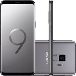 Smartphone-Samsung-Galaxy-S9-G9600Z-128GB-Dual-Chip-4G-Android-7_0-Cam-12MP-Tela-5_8--Wi-Fi-Cinza