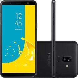 Smartphone-Samsung-Galaxy-J8-J810M-64GB-Dual-Chip-4G-Android-8_0-Cam-13MP-Tela-6_0----Wi-Fi---Preto