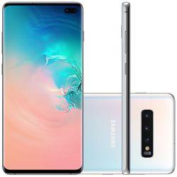 Smartphone-Samsung-Galaxy-S10--G975F-128GB-Dual-Chip-4G-Android-9_0-Cam-Tripla-Tela-6_4---Wi-Fi-Branco