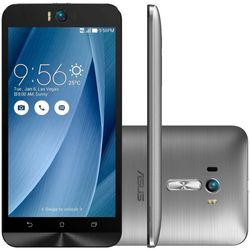Smartphone-Asus-Zenfone-Selfie-ZD551K-32GB-3GB-Ram-4G-Dual-Chip-Android-5_1-Cam-13MP-Tela-5_5---Wi-Fi-Cinza