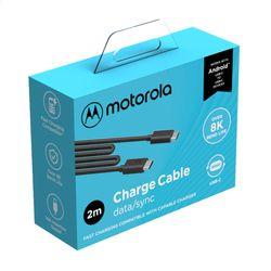 Cabo-de-Dados-e-Carga-Motorola-com-Conector-USB-C-para-USB-C-2-Metros---Preto