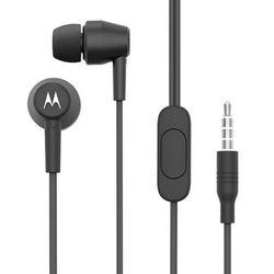 Fone-de-Ouvido-Motorola-Estereo-SH047-Pace-200-Intra-auricular-com-microfone-Preto