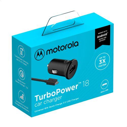 Carregador-Veicular-Motorola-Turbo-Power-18W-100-240V-Quick-Charge-3_0-Com-Cabo-Micro-USB-Preto