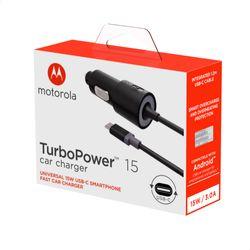 Carregador-Veicular-Motorola-Turbo-Power-15W-100-240V-Quick-Charge-2_0-Com-Cabo-USB-C-Preto