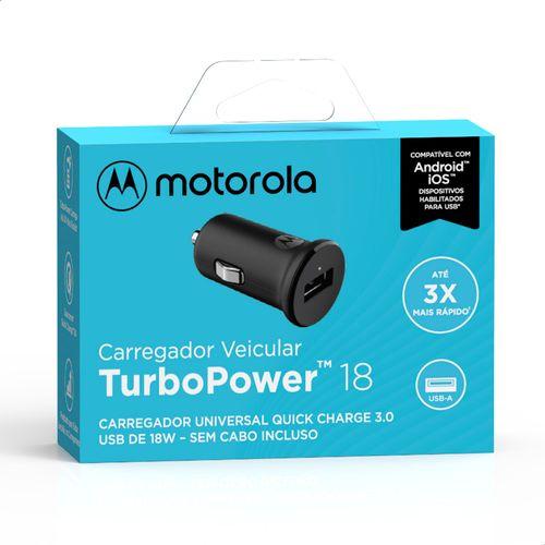 Carregador-Veicular-Motorola-Turbo-Power-18W-100-240V-Quick-Charge-3_0-Sem-Cabo-Preto