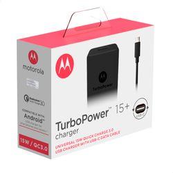 Carregador-de-Parede-Motorola-Turbo-Power-15W-100-240V-Com-Cabo-USB-Tipo-C-Preto