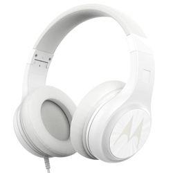Fone-de-Ouvido-Motorola-Pulse-120-com-Microfone-Branco
