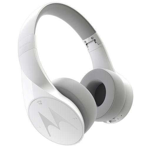 Fone-de-Ouvido-Motorola-Pulse-Escape-Sh012-Bluetooth-com-Microfone-e-Controles-Touch-Branco