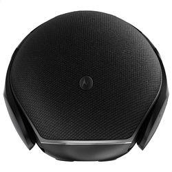 Caixa-De-Som-Motorola-Sphere-Com-Fone-De-Ouvido-Estereo-Resistente-A-Respingos---Preto