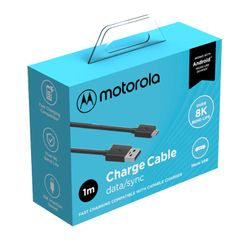 Cabo-De-Dados-Motorola-Original-Usb-A-Para-Micro-Usb-De-1-Metro---Preto