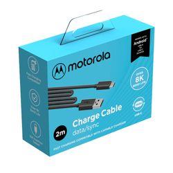 Cabo-De-Dados-Motorola-Original-Usb-A-Para-Usb-C-De-2-Metros---Preto