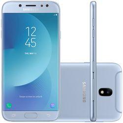 Smartphone-Samsung-Galaxy-J7-Pro-J730G-64GB-Dual-Chip-4G-Android-7_0-Cam-13MP-Tela-5_5--Wi-Fi---Azul
