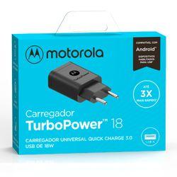 Carregador-De-Parede-Motorola-Turbo-Power-18w---Sem-Cabo-Usb---Preto