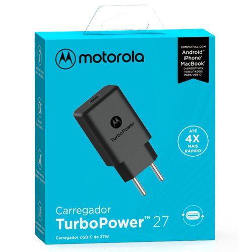 Carregador-De-Parede-Motorola-Turbo-Power-27W-Sem-Cabo-USB-Preto